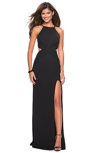 70b546164dd4 La Femme Prom Gowns, Designer Celebrity Party Dresses