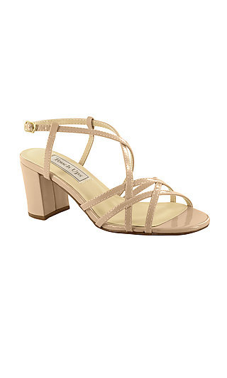 Touch Ups Nude Eva Sandal