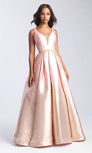 Corset Prom Ball Gown 333 by Madison James