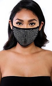 Style: KAC-TOP-Face-Mask Front Image
