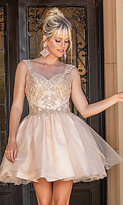 Style: DQ-21-3287 Detail Image 1