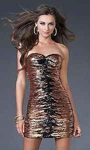 Dress Style: LF-15890 Front Image