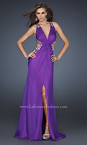 Long Prom Dress Style: LF-16288 Front Image