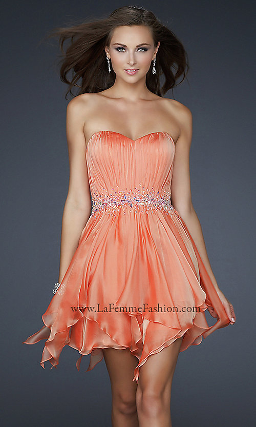 Dress Style: LF-17544 Front Image