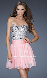 Dress Style: LF-17953 Front Image