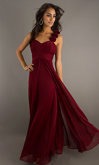 Cheap Long Formal Prom Dress, Cheap Evening Gown